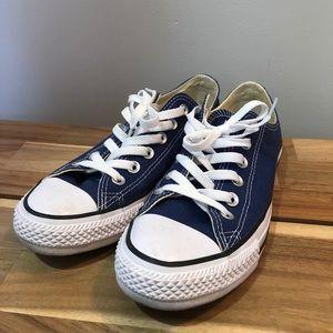Brand new blue converse